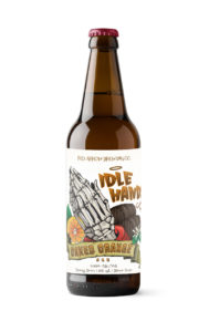 Idle Hands Oaked Orange Ale Bomber 650ml