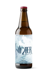 Red Arrow Brewing - Winter White Ale - Bomber