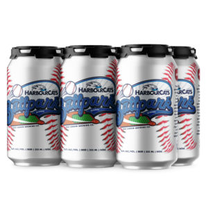Red Arrow Brewing - Harbour Cats Ballpark Blonde 6 Pack