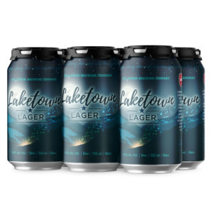 Red Arrow Brewing - Laketown Lager 6 Pack