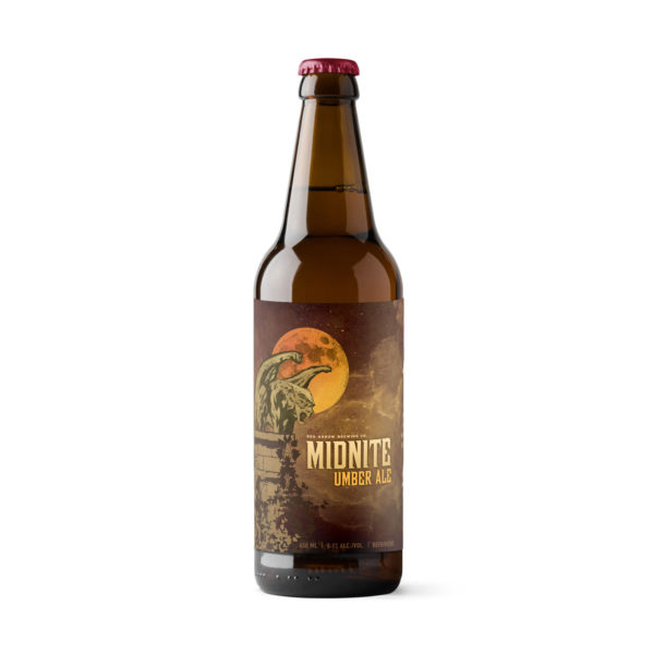 Red Arrow Brewing - Midnite Umber Bomber
