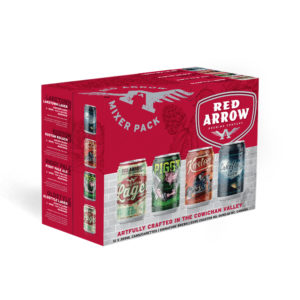 Red Arrow Brewing - Mixed 12 Pack