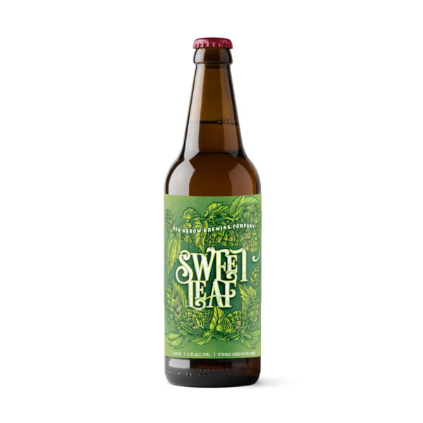 Red Arrow Brewing - Sweet Leaf IPA Bomber