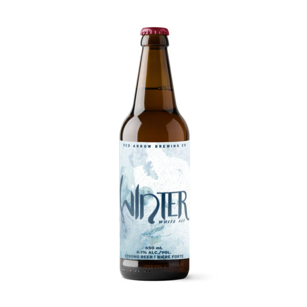 Red Arrow Brewing - Winter White Ale Bomber
