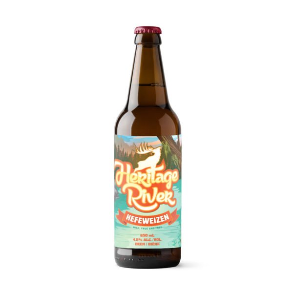 Red Arrow Brewing - Hefeweizen Bomber 650ml