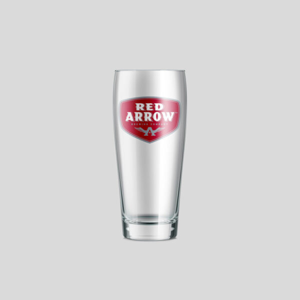 Branded 16oz Pint Glass