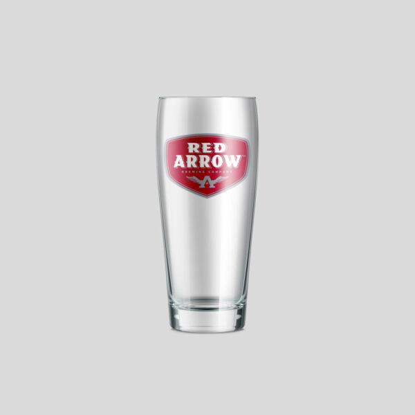 Branded 16oz Pint Glass