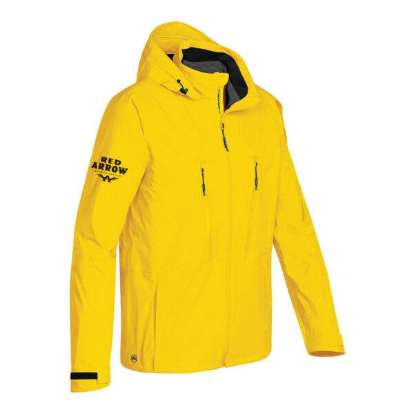 Ladies Stormtech Jacket Yellow