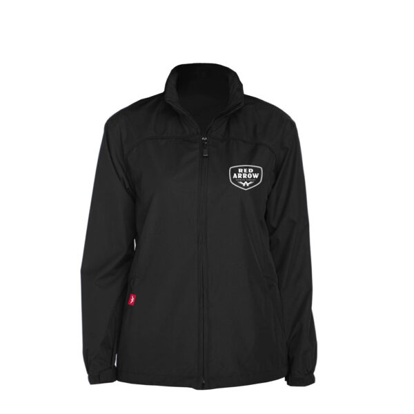 North End Techno Lite Black Jacket
