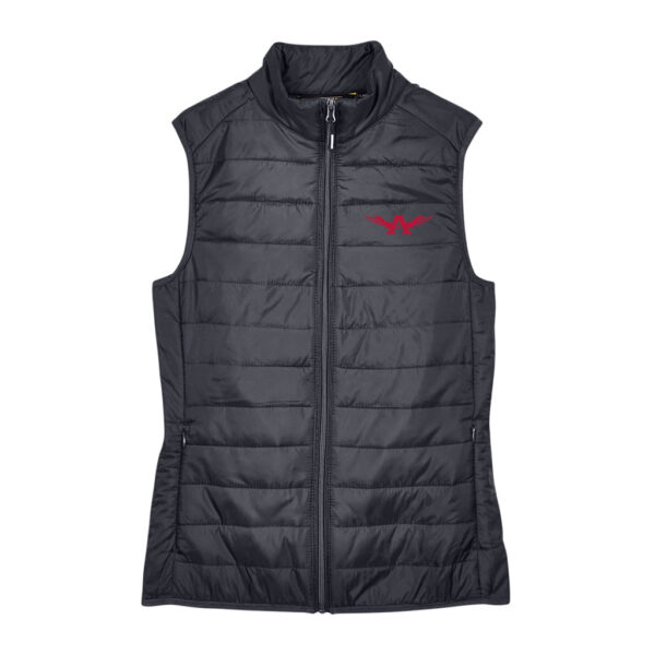 Core Waterproof Vest Embroidered A