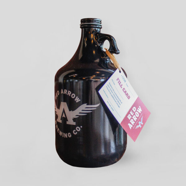 Growler Fill Card
