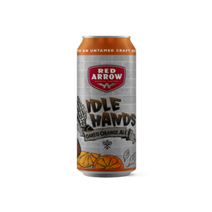 Idle Hands Oaked Orange