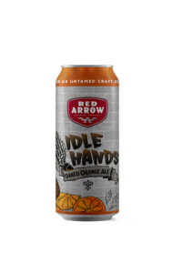Idle Hands Oaked Orange Ale