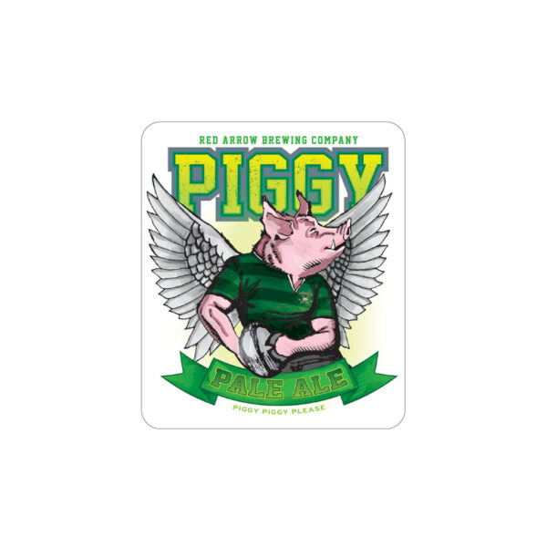 Piggy Pale Ale Sticker