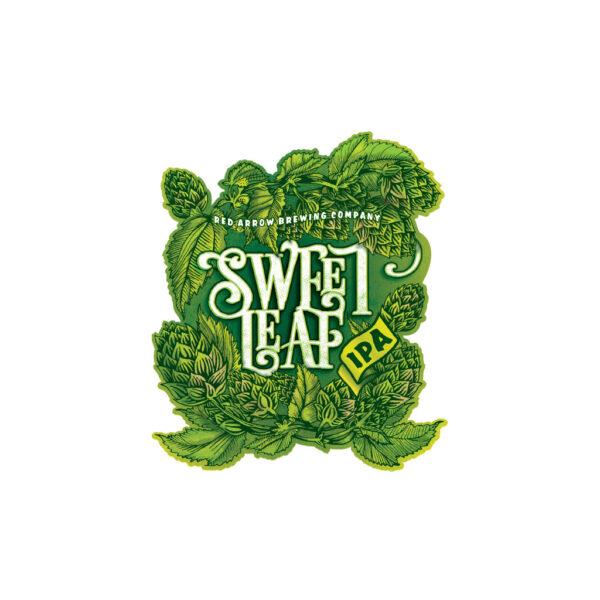 Sweet Leaf IPA Sticker