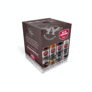 Malti-Pack 4 - 473ml