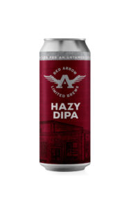Hazy Dipa IPA Tall Boy