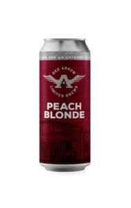 Peach Blonde Tall Boy